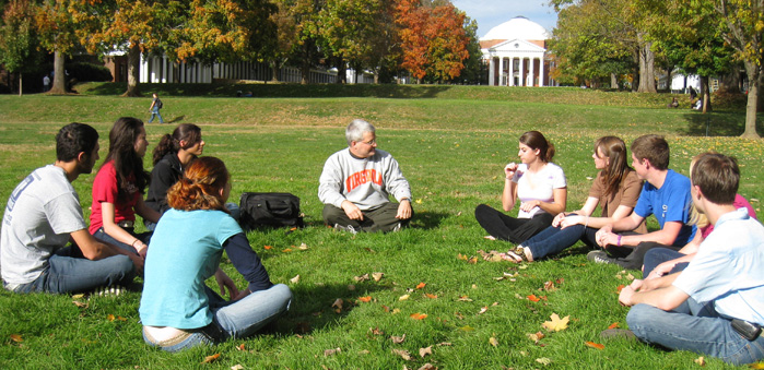 Learn More about the ASL Program at UVa